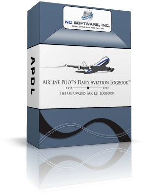 Airline Pilots Daily Aviation Logbook