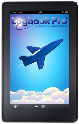 Logbook Pro for Kindle Fire