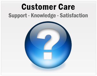 We take pride in our free, courteous, knowledgeable customer service. Whether you have sales questions or complex support questions, we are here to help you!  Our support is free 24x7x365 using rapid response electronic communications and even instant live chat during normal business hours.