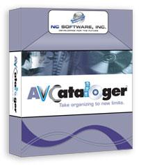 AVCataloger - Media Cataloging Software