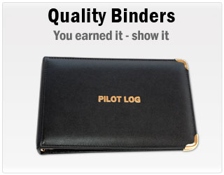 Cirrus Elite leather binder covers for Logbook Pro are the perfect answer for taking your electronic data and printing it for a hard-copy backup or a presentation of your aviation career for reasons such as an interview.  Cirrus Elite leather binders are of the highest quality leather, custom crafted and personalizable with your name for that extract special touch.  Cirrus Elite fine leather binders come in various styles and colors, view each product for details and images.