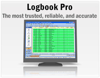Logbook Pro is the leading software logbook solution for your Desktop.  Fast and accurate logging, track certificates, ratings, medicals, flight reviews, and create custom currencies for any need.  Over 60 reports, charts, and the advanced Analyzer for advanced data analysis, all highly filterable.  FAR error checking to ensure data accuracy, syncs with Logbook Pro PDA Companion and Airline Pilot's Daily Aviation Logbook (APDL).  Download free apps for iPhone, iPod touch, iPad, Android, Kindle Fire, and NOOK.