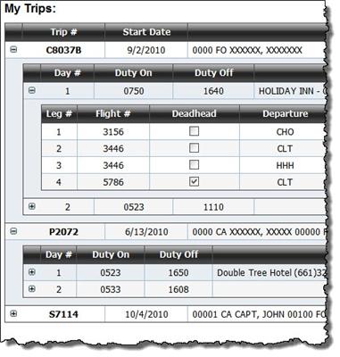 Airline Schedule Importer