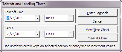block times