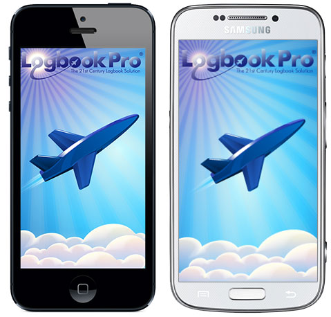 Logbook Pro Mobile for iOS and Android