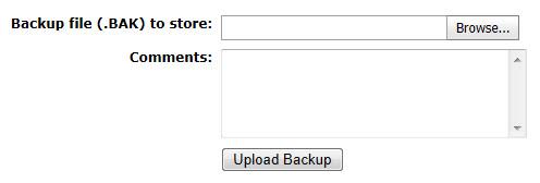Cloud Backup Online