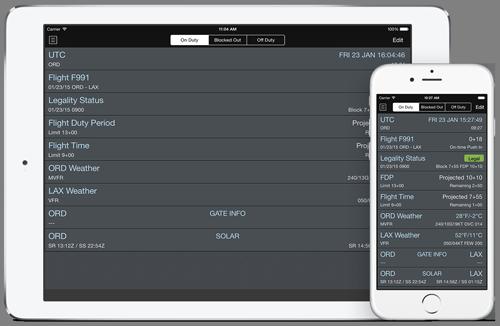 APDL Configurable Status Board